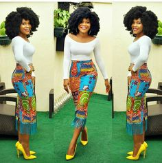 African fashion is fast becoming the new cool around the world. Here are Best African Print Dresses and Classic Ankara Styles for Ladies. African Inspired Fashion, African Print Fashion, Africa Fashion, Fashion Prints, African Print Dresses, African Fashion Dresses, African Dress, African Prints, Ankara Fashion