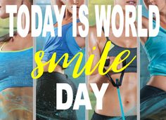 Smile in and out of class! It's contagious! #scottsdalejazzercisecenter