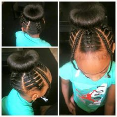 Pin by Jerry Dean Smith on Braids Hair styles, Girl hairstyles baby dies from hair braiding styles - Baby Hair Style Kids School Hairstyles, Lil Girl Hairstyles, Girls Natural Hairstyles, Natural Hairstyles For Kids, Kids Braided Hairstyles, Princess Hairstyles, My Hairstyle, Protective Hairstyles, Pretty Hairstyles