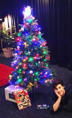 Christmas Shawnie