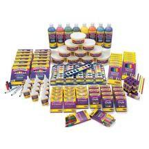 Mega Ultimate Colorations® Classroom Starter Kit