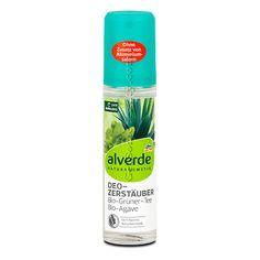 ALVERDE Natural Cosmetics Deo Spray Organic Green Tea Organic Agave 75 ml | Get Some Beauty