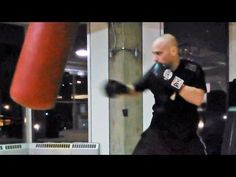 10 Round Heavy Bag Workout for Boxing - YouTube