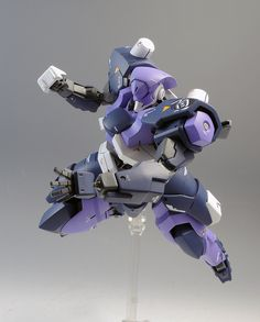 GUNDAM GUY: HG 1/144 Hyakuren - Painted Build