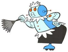The Jetsons Cartoon – Rosie the Robot Maid Os Jetsons, Web Responsive, Nostalgia, Vintage Cartoon, Vintage Tv, Vintage Items, I Remember When, Classic Cartoons, Ol Days
