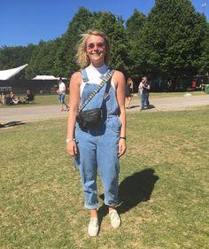Streetstyle: God stil på Roskilde Festival: Fredag - Eurowoman