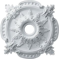 "Amazon.com: 28 3/8""OD x 4 1/2""ID x 1 5/8""P Benson Classic Ceiling Medallion: Home Improvement $55"