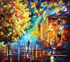 Vivid Paintings by Leonid Afremov