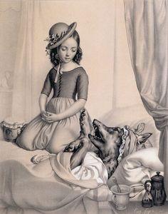 fairy tale, fairytale, and girl image