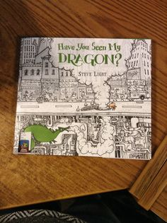 A beautifully illustrated book for any dragon enthusiast, no matter how young.