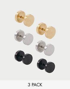 Men's Jewelry | Men's Cufflinks, Rings & Bracelets | ASOS