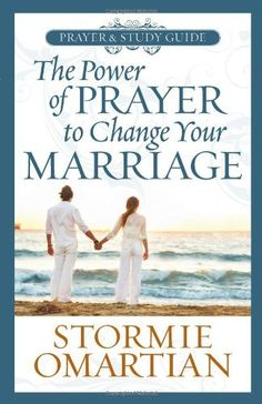 The Power of Prayer(TM) to Change Your Marriage. Hmm, I'll have to check this out