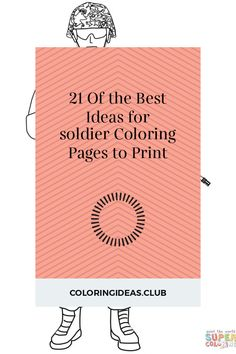 21 Of the Best Ideas for soldier Coloring Pages to Print . Coloring pages and also printables for youngsters of all agesThe Hellokids printables is not just fun yet has … Lego Coloring Pages, Tree Coloring Page, Unicorn Coloring Pages, Coloring Pages For Girls, Coloring Pages To Print, Free Printable Coloring Pages, Coloring For Kids, Free Coloring, Coloring Books
