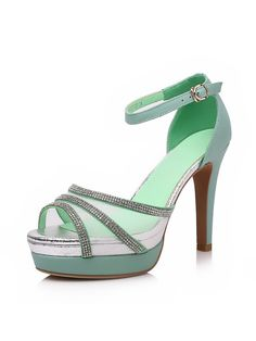 Sexy high heels platform peep toe women sandals by LadiesShoes, $58.00