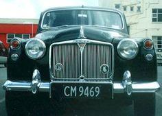 Rover P4 110