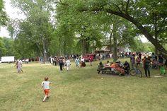 Dertoit, MI: People for Palmer Park Log Cabin Day - People for Palmer Park