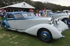 Check our feature of the wild and wonderful rides from the 2016 Amelia Island Concours d'Elegance - with photos of the two winners!