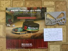 Free 25-IN-1 Tool from RedSeal   #freestuff #freebies #samples #free