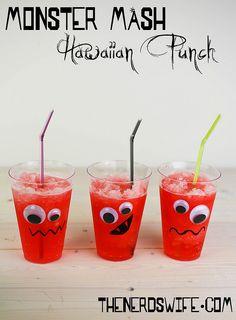 Monster Mash Hawaiian Punch  #SpookyCelebration #Shop