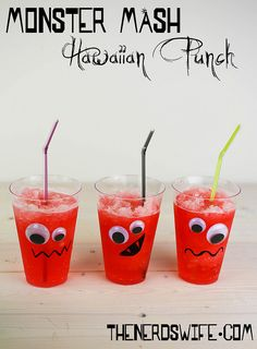 Monster Mash Hawaiian Punch #SpookyCelebration #Shop