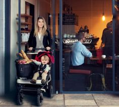 Introducing the new Mountain Buggy Duet, with clever accessories