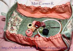 El blog de Mari Carmen (Patchwork, tildas y más labores): Costurero