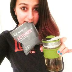 """Okay so I first bought this tea December last year and loved it. Dropped weight, felt healthy, the works. In between I tried some other teas and they were horrible. Didn't do what they are supposed to. This is why I am now a loyal customer to Flat Tummy Tea because I'm already feeling better on day 3! Thank you for doing what you are supposed to do AND DOING IT WELL! #bloatingisabitch"" @officialkartsxoxo you're oh so welcome babe."