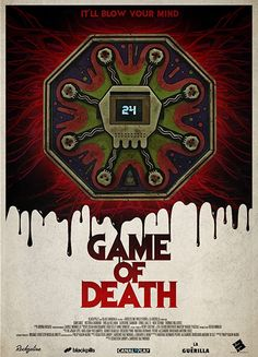 Seven Millennials Ignore Rules in Horror Film 'Game of Death' Trailer | FirstShowing.net Game Of Death, Film Games, Natural Born Killers, Blood Brothers, Hey Man, Action Film, Tv Shows Online, New Poster, Poetry Books