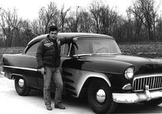"Buck Baker on Location for ""Stephen King's Sometimes They Come Back"""