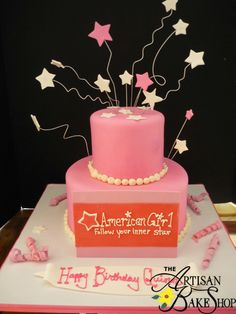 american girl doll birthday cakes   Specialty Cakes, Special Occasion Theme Cakes, Custom Themed Cakes ...