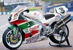 1993 Suzuka 8hr Marshal bike(Honda RC45)