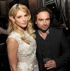 Ashley Greene, Johnny Galecki Chuck Lorre, The Bigbang Theory, Johnny Galecki, Female Friends, Big Bang Theory, Fan, Actors, American, The Big Band Theory