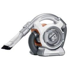 Black & Decker FHV1200 Cordless mini Canister Vacuum, 12 Volt