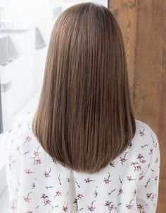 Haircuts Straight Hair, Haircuts For Medium Hair, Long Hair Cuts, Medium Hair Styles, Short Hair Styles, Nurse Hairstyles, Scarf Hairstyles, Korean Haircut Long, Tape In Hair Extensions