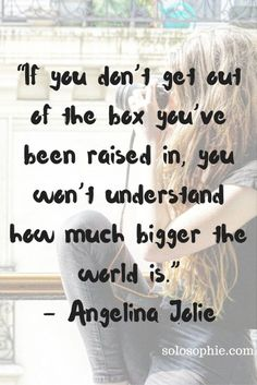 TRAVEL QUOTES BY WOMEN: INSPIRATIONAL   solosophie More