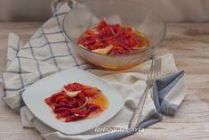 Ensalada de pimientos en Thermomix Shrimp, Menu, Cooking, Food, Salads, Cook, Food Recipes, Clean Eating, Side Dishes