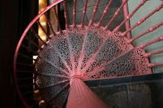 World's End pub stairs/staircase Camden, London