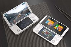 PGS Handheld Game Console Let's Play PC Games on the Move