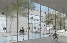 Andlinger Center for Energy and the Environment - Tod Williams Billie Tsien Architects