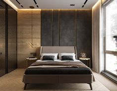 43 Stunning Luxury Bedroom Design To Get Quality Sleep - Home Design