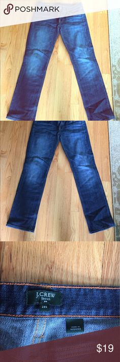 Jcrew women's jeans Perfectly good condition J. Crew Jeans