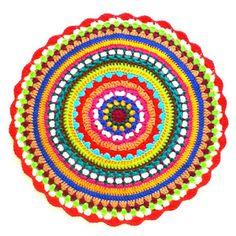 Nallie Radloff: 2016 Zen Mandala Project