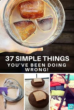 Most days you probably just go about your business of peeling bananas or closing bags without giving a second thought. Well, that's all about to change, as these recipe tips, travel and packing tricks, organizing hacks and more will make doing those simple everyday things even easier. Need to fix a wet iPhone? Keep your chips from getting stale? Tips for clean snacking and breaking shoes in? Look no further!