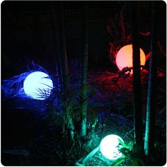 GARDENSCAPE COLLECTION DECORATIVE LED BALL LIGHTING