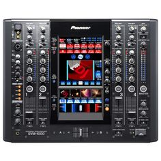 Pioneer SVM-1000 Audio & Video Mixer - VDJ - DJ Equipment