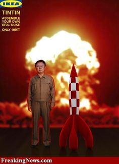 Scary things are happening in North Korea, how did it start and where will it end? - North Korea: Countdown to Nuclear War Daily Pictures, Funny Pictures, Nuclear War, Ellie Saab, Bestest Friend, All News, World Of Color, North Korea, Coming Home