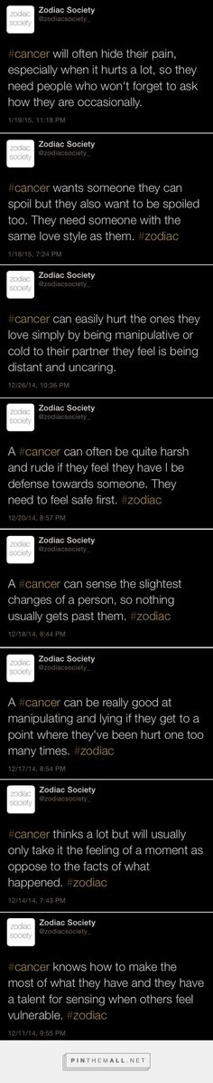 Cancer zodiac facts  zodiacsociety