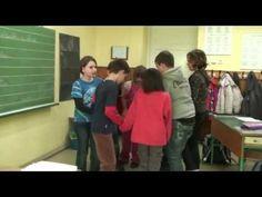 Nyelvtan bemutató óra Vértesbogláron 2012, 3. osztály - YouTube