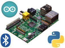 Un robot con Raspberry Pi controlado a través de Bluetooth - Raspberry Pi