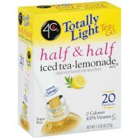 Case of 4C Totally Light Tea 2 Go Half  Half Iced Tea  Lemonade 6 Total *** Find out more about the great product at the image link. Note: It's an affiliate link to Amazon.